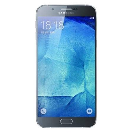 三星 Galaxy A8(A8000)16G版  移动联通电信4G手机 双卡双待 精灵黑