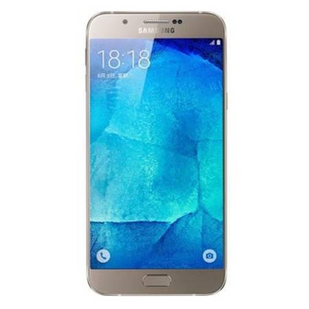 三星 Galaxy A8(A8000)32G版  移动联通电信4G手机 双卡双待 魔幻金