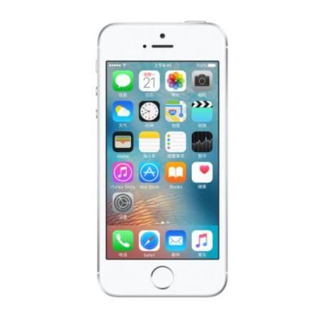 苹果 Apple iPhone SE (A1723) 16G 全网通 移动联通电信4G手机 银色