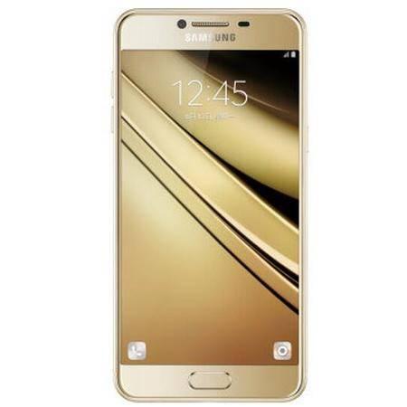 三星 Galaxy C5(SM-C5000)32G版 枫叶金 移动联通电信 全网通 4G手机 双卡双待