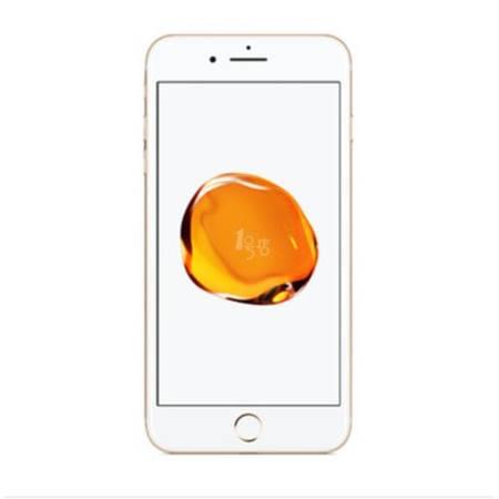 苹果 Apple iPhone 7 (A1660) 128G 金色 移动联通电信 全网通 4G手机