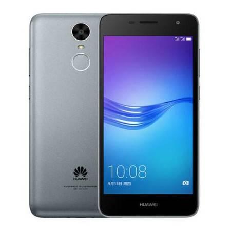 华为 畅享6 双卡双待4G手机 灰色 全网通(3G RAM+ 16G ROM)标配版