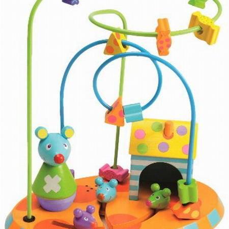 智乐美-法国老鼠假日乐园绕珠迷宫
