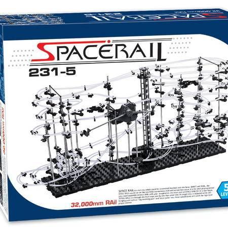 智乐美-SpaceBall&BAOLE 云霄飞车曲速引擎太空轨道 五级(拼装的乐趣)