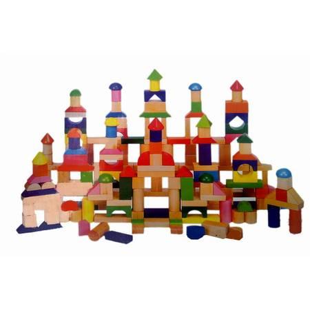 智乐美190块城堡大积木 2322