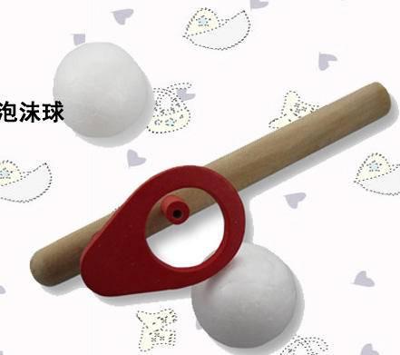 趣味悬浮平衡神奇吹球