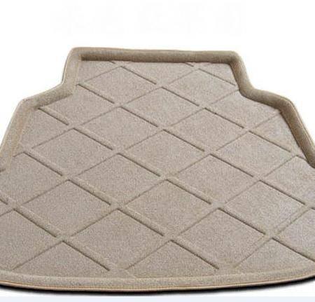 飞石 斯柯达专用绒面汽车后备箱垫 明锐昊锐晶锐