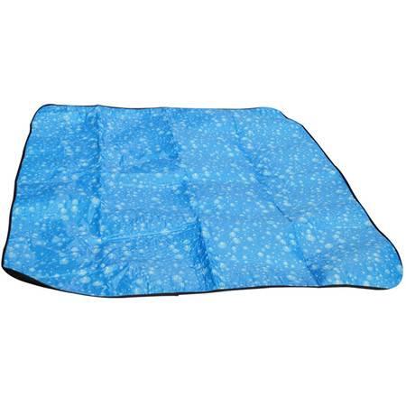 创悦 大号防水防潮水珠布野餐垫 CY-5821