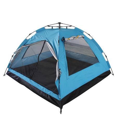 创悦 三人帐篷 CY-5806野营情侣帐篷 户外沙滩帐篷