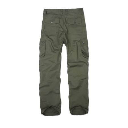 【lesmart】春秋新款休闲裤 裤子 多口袋工装长裤 多口袋工装裤 MPD1115