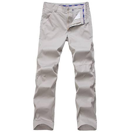 莱斯玛特 春季新款男士高尔夫裤子 时尚休闲裤MDP1117