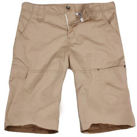 LESMART 男装 多口袋工装裤 休闲短裤 男式短裤MDSP1119