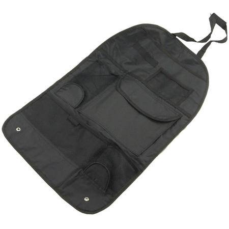 车旅伴 汽车椅背袋(黑色)HQ-C1021