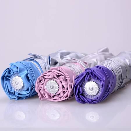 清悦charmyee 时尚晴雨伞 防紫外线 可折叠