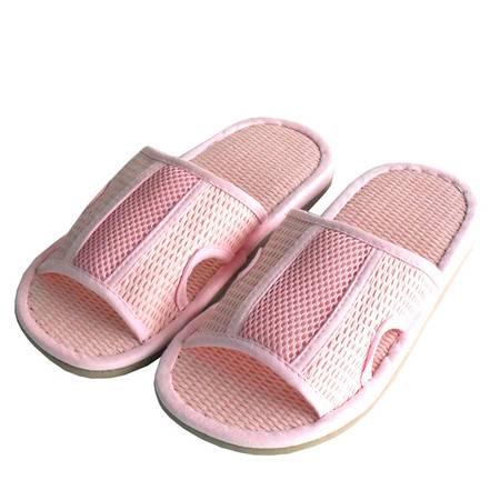 江水来 江水来女式居家室内拖鞋-JSL-16 粉色 260MM JSL-16-3