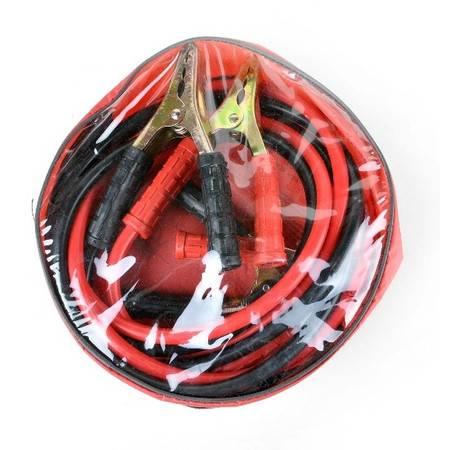 晶臣 车用电瓶2.5M联接线汽车电瓶搭火线 电瓶夹电瓶线 400A