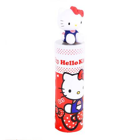 Hello Kitty儿童彩色铅笔附铁筒学生文具用品36色PE-HK1028