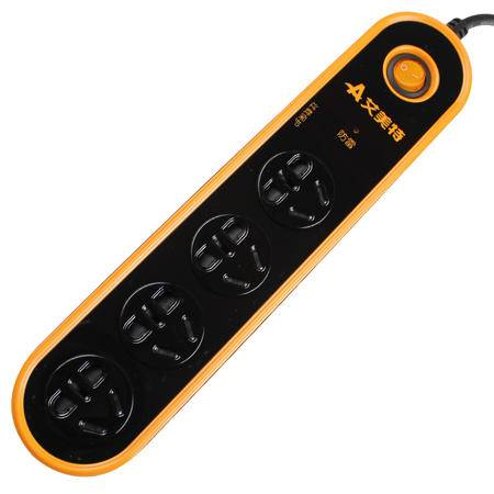 Airmate艾美特 SS4101-30 电源转换器 排插 老幼安全系列 插座 接线板 转接板
