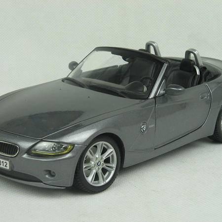 美驰图1:18 宝马 BMW Z4 31654 合金汽车模型