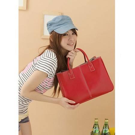 奥狄菲新款韩版通勤包时尚手提包单肩包百搭女式包定型包 A046