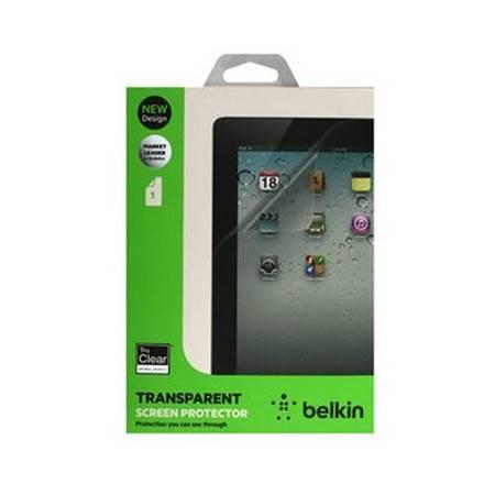 贝尔金 iPad mini透明屏幕贴膜 F7N011qe