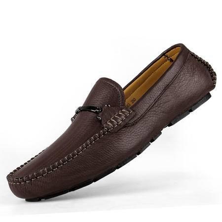 zero 零度 商务休闲鞋 手工缝线男式皮鞋 超软 流行男鞋 2083