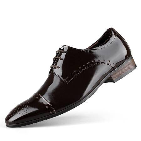 ZERO意大利零度秋冬新款意式经典商务正装鞋男士皮鞋 92091