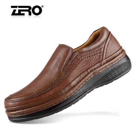 ZERO意大利零度秋冬新品商务休闲鞋男士休闲鞋低帮鞋 93052