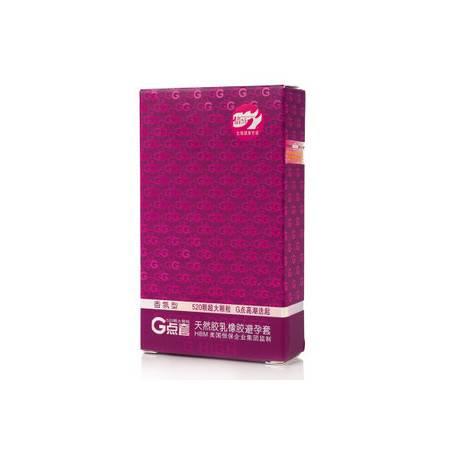 倍力乐G点套香氛红盒10只装(方包)