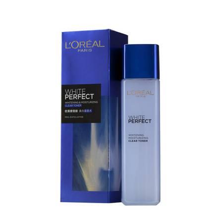 欧莱雅雪颜美白柔肤水 175ml 12 RENO 提亮肤色 保湿均衡滋润 化妆水
