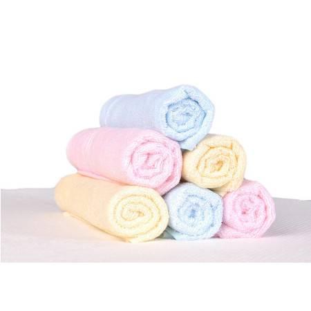 3066竹纤维洁面美容中巾 竹棉毛巾