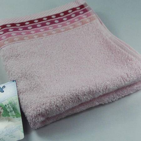 孚日洁玉素色提缎竹纤维毛巾 JY-1082F吸水性强柔软光滑