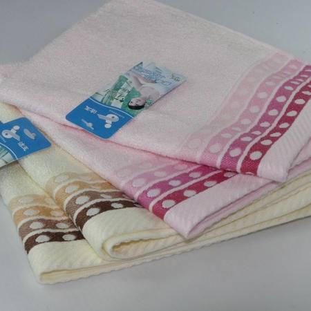 孚日洁玉素色提缎方巾JY-1082W竹纤维系列 十年畅销
