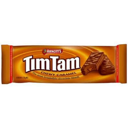 Arnotts Tim Tam 焦糖巧克力饼干 X 1