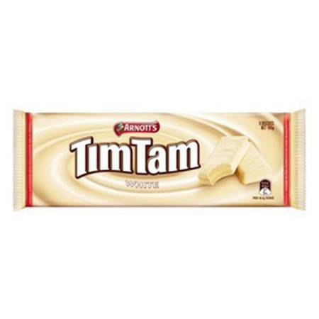Arnotts Tim Tam 白巧克力饼干 X 1