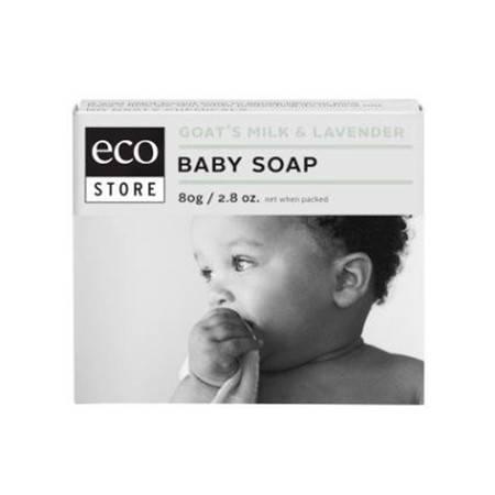 Ecostore baby 婴儿羊奶香皂 X 4
