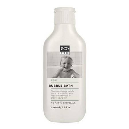 Ecostore Baby  婴儿泡沫沐浴露 X 2