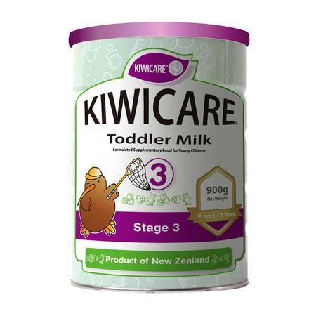KIWICARE纽爱多婴儿奶粉3段 X 6