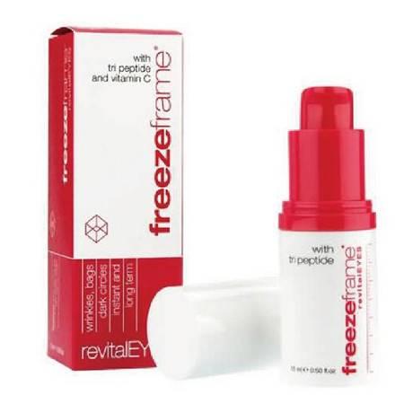 Freezeframe revital eyes眼霜 15ml X 4