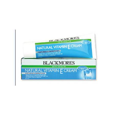 Blackmores Natural Vitamin E cream 天然VE润肤霜 50g X 4