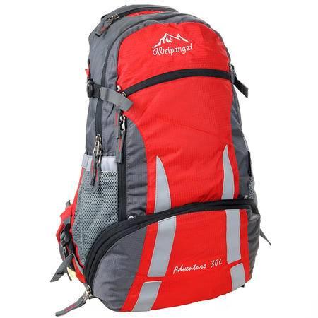 魏胖子 高档背负系统30L加厚层户外背包旅行包 27712