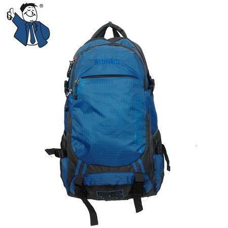 魏胖子正品专柜 新款超轻防水面料背包 电脑包户外旅行包 2861