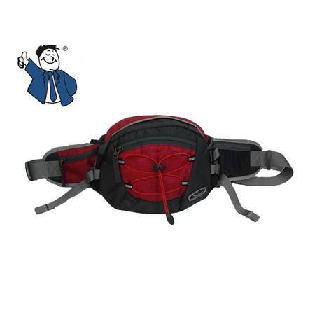 魏胖子正品专柜 新款腰包 运动休闲包 糖果色背包 户外腰包 2904