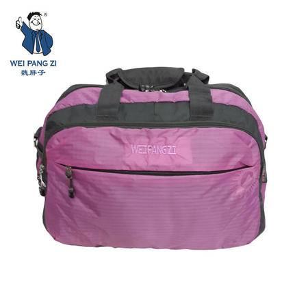魏胖子正品专柜 糖果旅行背包 手提包单肩包 运动旅行包 3603