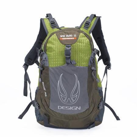 魏胖子正品专柜 新款户外双肩背包 学生休闲运动背包 2785