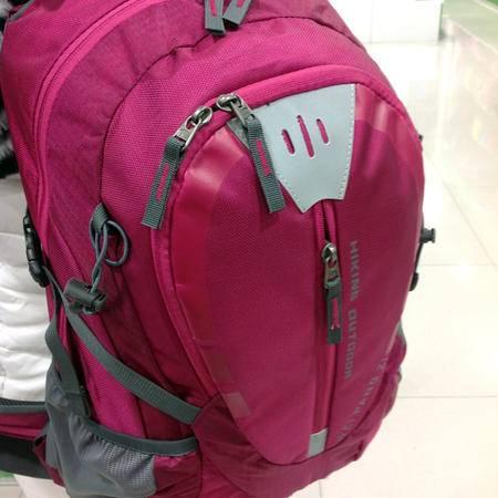 魏胖子正品专柜 户外专业登山包 双肩旅行背包 骑行包 徒步旅行包3760