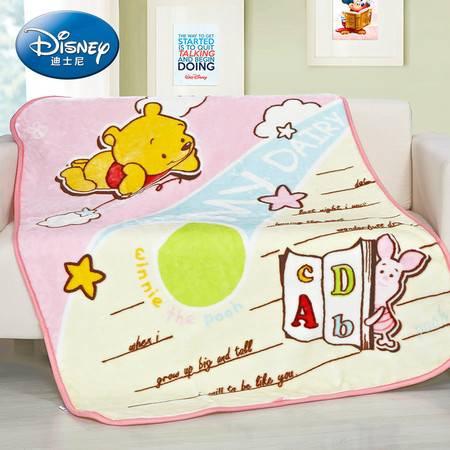 迪士尼Disney宝宝盖毯 云毯 新生儿午睡婴儿毛毯 毯子