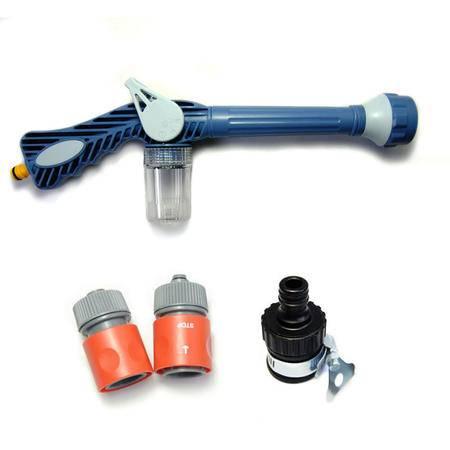 安美弛 洗车水枪 多功能泡沫洗车水枪 花园喷水枪 洗车工具 AM-2099 喷枪头(不带管)