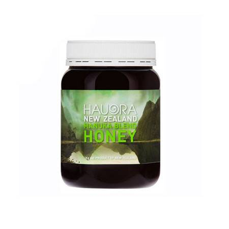纽天然(Hauora)野地蜂蜜1000g 1罐