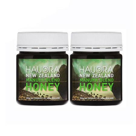 纽天然(Hauora)野地蜂蜜250g 2罐